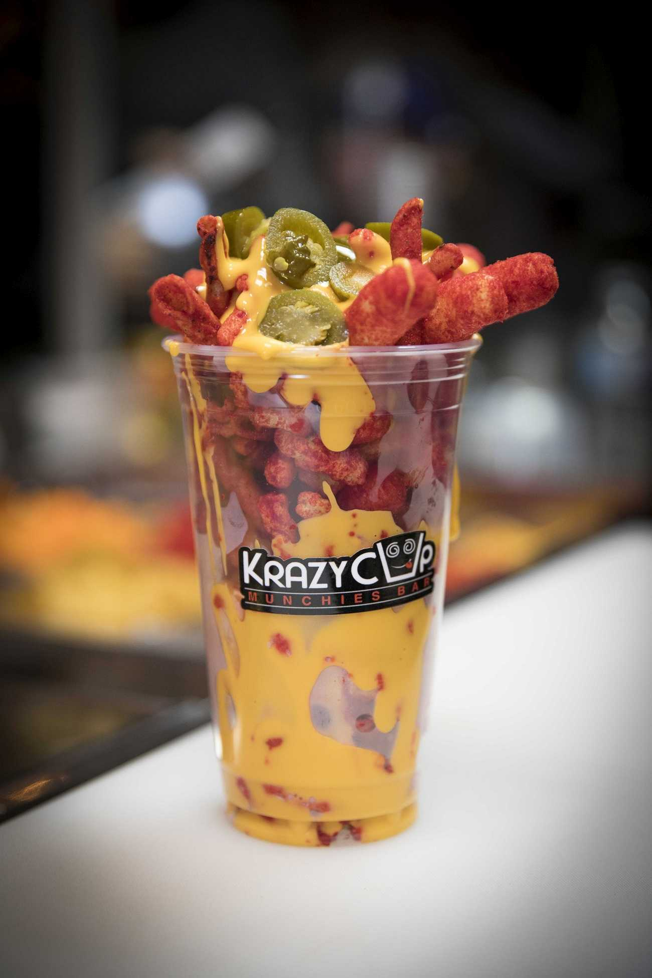 Create Your Own Home Krazy Cup Munchies Bar